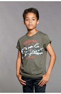 T-Shirt CAMYSON Garçon W18181B (37602) - DEELUXE