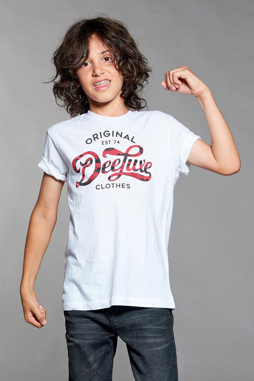 T-shirt CAMYSON Boy W18181B (37604) - DEELUXE-SHOP