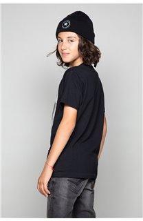 T-Shirt T-SHIRT CLEM Boy W18124B (37618) - DEELUXE-SHOP