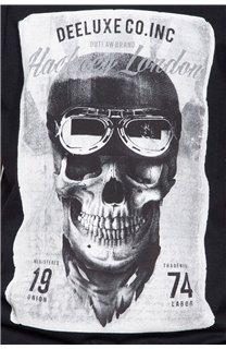 T-Shirt T-SHIRT CLEM Boy W18124B (37621) - DEELUXE-SHOP