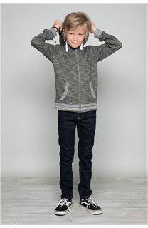 Sweatshirt Sweatshirt NEWSTEP Boy W18552B (37652) - DEELUXE-SHOP