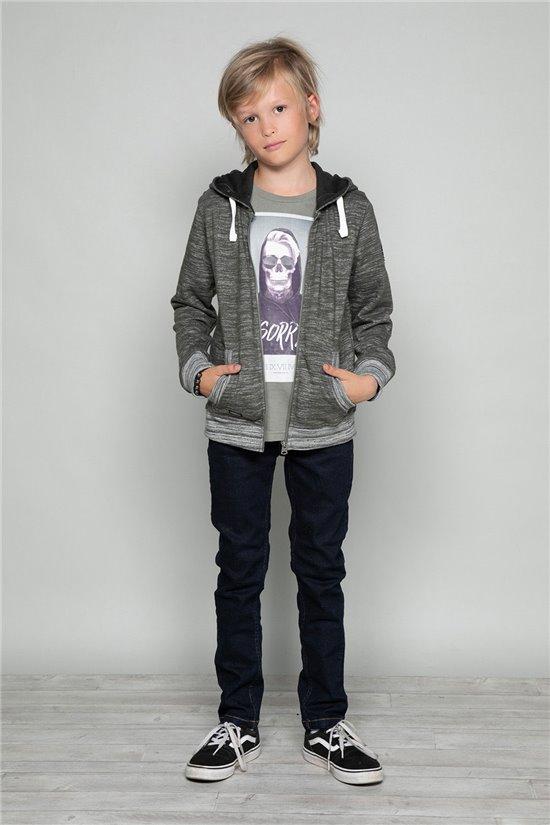 Sweatshirt Sweatshirt NEWSTEP Boy W18552B (37658) - DEELUXE-SHOP