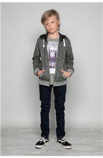 Sweatshirt Sweatshirt NEWSTEP Boy W18552B (37653) - DEELUXE-SHOP
