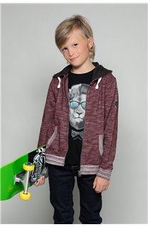 Sweatshirt Sweatshirt NEWSTEP Boy W18552B (37664) - DEELUXE-SHOP
