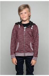 Sweatshirt Sweatshirt NEWSTEP Boy W18552B (37665) - DEELUXE-SHOP