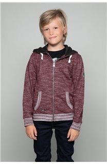 Sweat NEWSTEP Garçon W18552B (37665) - DEELUXE