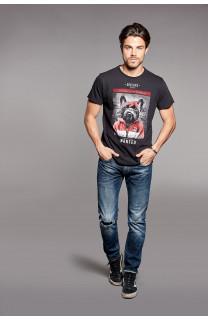 T-Shirt BANDIDO Homme W18149 (37678) - DEELUXE