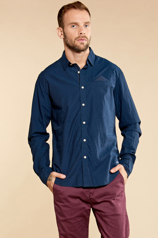 Shirt Shirt NOVA Man W18433 (37743) - DEELUXE-SHOP