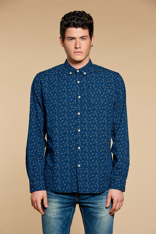 Shirt Shirt POLOMA Man W18428 (37757) - DEELUXE-SHOP