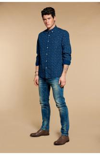 Shirt Shirt POLOMA Man W18428 (37761) - DEELUXE-SHOP