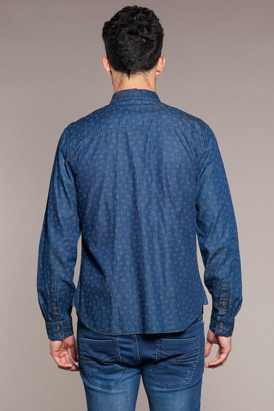 Shirt Shirt MOOD Man W18427 (37762) - DEELUXE-SHOP