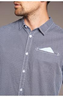 Shirt ROBINSON Man W18426 (37771) - DEELUXE-SHOP