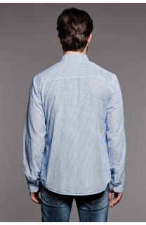Shirt Shirt QUEST Man W18411 (37779) - DEELUXE-SHOP