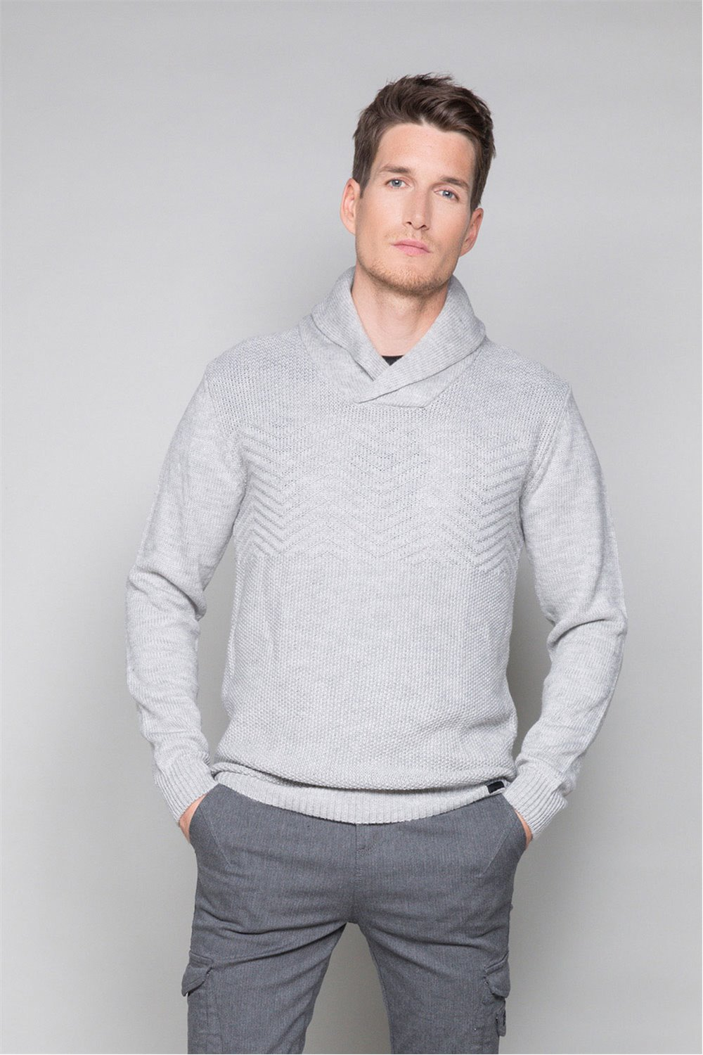 Sweater ANDREW Man W18321 (37816) - DEELUXE-SHOP