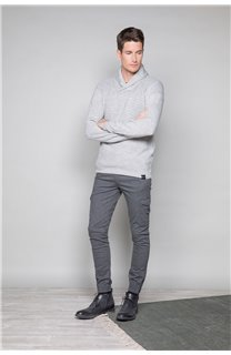 Sweater ANDREW Man W18321 (37819) - DEELUXE-SHOP