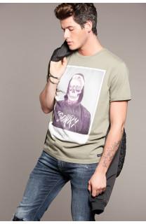 T-shirt JUST Man W18143 (37879) - DEELUXE-SHOP