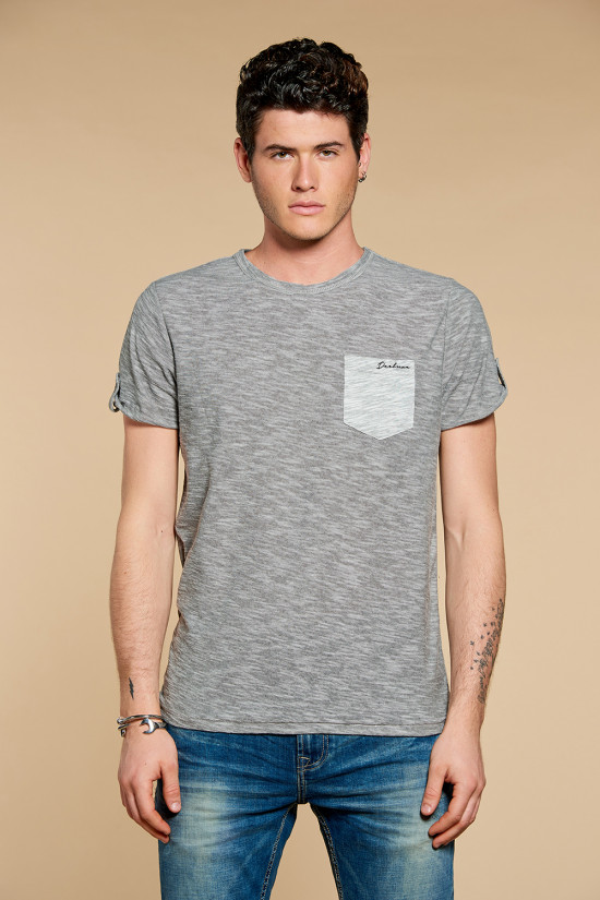 T-shirt WYATT Man W18194 (37885) - DEELUXE-SHOP