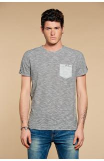 T-Shirt WYATT Homme W18194 (37885) - DEELUXE