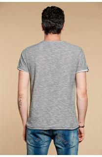 T-Shirt WYATT Homme W18194 (37886) - DEELUXE
