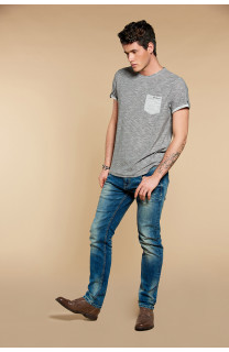 T-Shirt WYATT Homme W18194 (37888) - DEELUXE