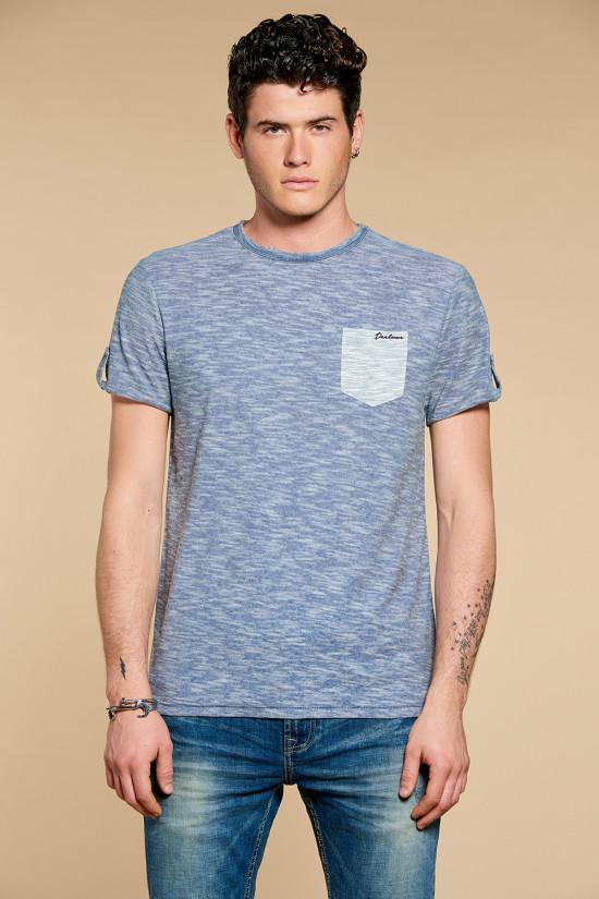 T-shirt T-shirt WYATT Man W18194 (37885) - DEELUXE-SHOP