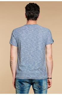 T-Shirt WYATT Homme W18194 (37891) - DEELUXE