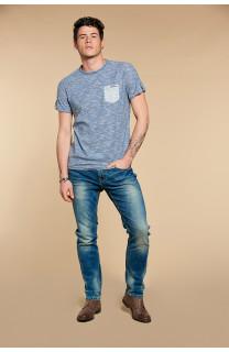 T-Shirt WYATT Homme W18194 (37892) - DEELUXE
