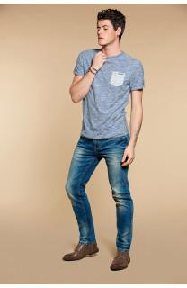 T-Shirt WYATT Homme W18194 (37894) - DEELUXE