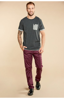 T-shirt ABOVE Man W18148 (37895) - DEELUXE-SHOP