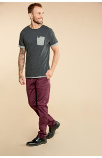 T-shirt T-shirt ABOVE Man W18148 (37896) - DEELUXE-SHOP