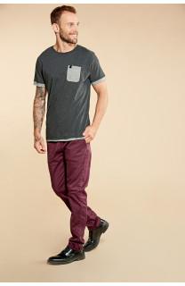 T-Shirt ABOVE Homme W18148 (37896) - DEELUXE