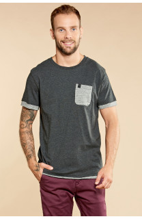 T-shirt ABOVE Man W18148 (37897) - DEELUXE-SHOP