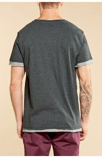 T-shirt ABOVE Man W18148 (37898) - DEELUXE-SHOP