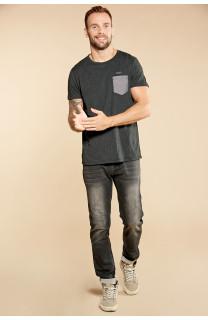 T-shirt ANSWER Man W18123 (37928) - DEELUXE-SHOP