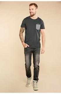 T-shirt ANSWER Man W18123 (37929) - DEELUXE-SHOP