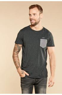 T-shirt ANSWER Man W18123 (37930) - DEELUXE-SHOP