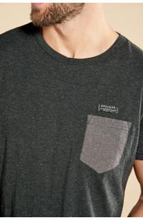 T-shirt ANSWER Man W18123 (37932) - DEELUXE-SHOP