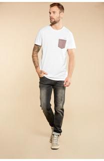 T-shirt ANSWER Man W18123 (37933) - DEELUXE-SHOP