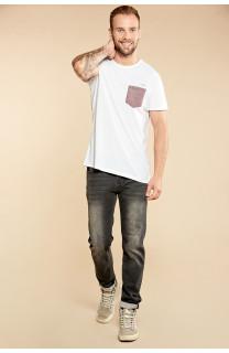 T-shirt ANSWER Man W18123 (37934) - DEELUXE-SHOP