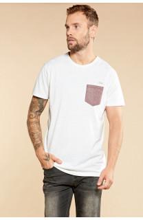 T-shirt ANSWER Man W18123 (37935) - DEELUXE-SHOP