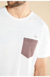T-shirt ANSWER Man W18123 (37936) - DEELUXE-SHOP