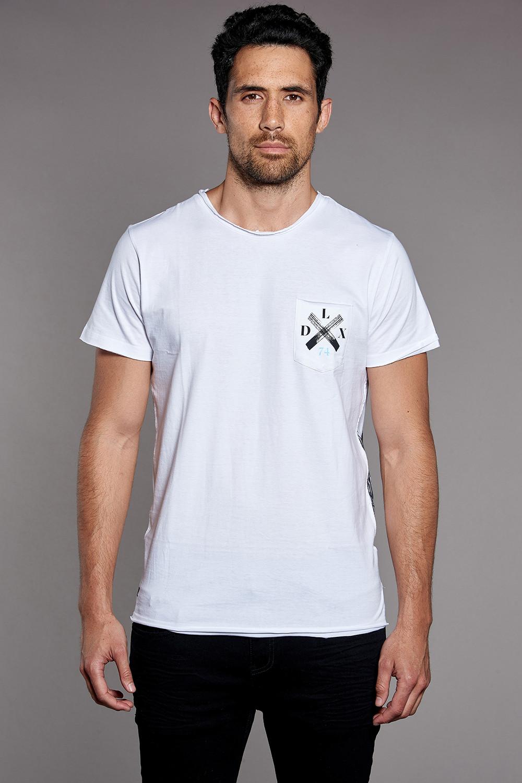 T-shirt T-shirt SKULLFLOWER Man W18165 (37982) - DEELUXE-SHOP