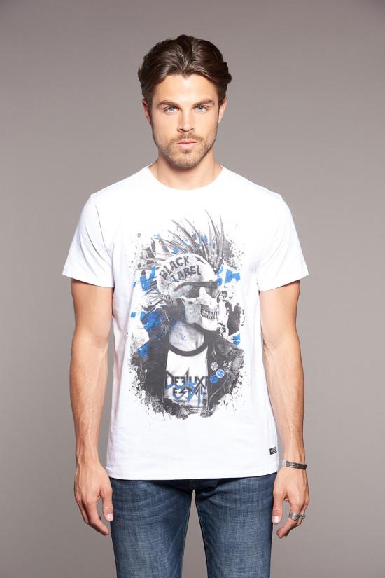 T-shirt T-shirt ENFIELD Man W18188 (38027) - DEELUXE-SHOP