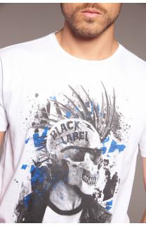 T-shirt T-shirt ENFIELD Man W18188 (38028) - DEELUXE-SHOP