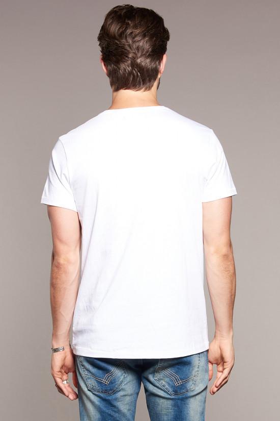 T-shirt ENFIELD Man W18188 (38027) - DEELUXE-SHOP