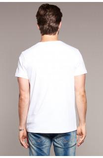 T-shirt T-shirt ENFIELD Man W18188 (38029) - DEELUXE-SHOP