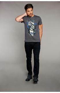 T-shirt T-shirt ENFIELD Man W18188 (38031) - DEELUXE-SHOP