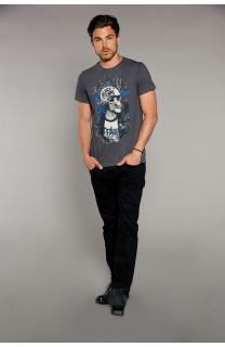 T-shirt T-shirt ENFIELD Man W18188 (38035) - DEELUXE-SHOP