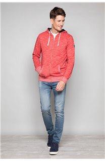 Sweatshirt Sweatshirt NEWSTEP Man W18552 (38041) - DEELUXE-SHOP
