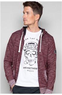 Sweatshirt Sweatshirt NEWSTEP Man W18552 (38046) - DEELUXE-SHOP